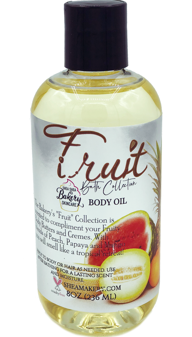 Bakery Fruit Body Oil