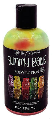 Colorful Gummy Bears Silky Lotion
