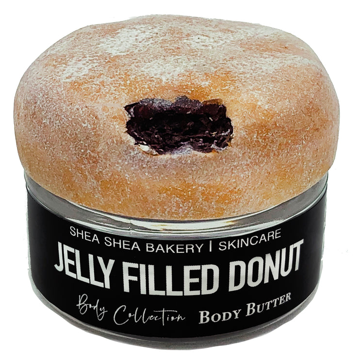 Jelly Filled Donut