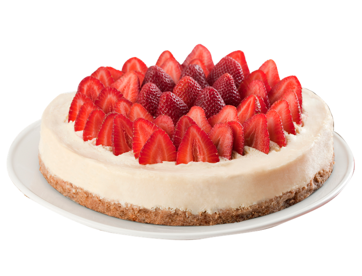 Strawberry Cheesecake - Shea Shea Bakery