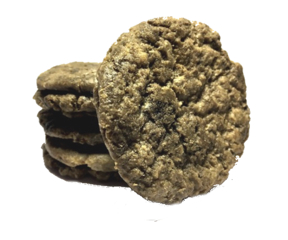 Raw African Black Soap Cookies