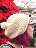 Snowberry Hat
