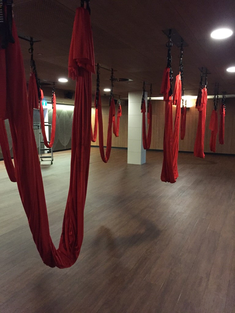 The Ultimate Guide to Aerial Yoga