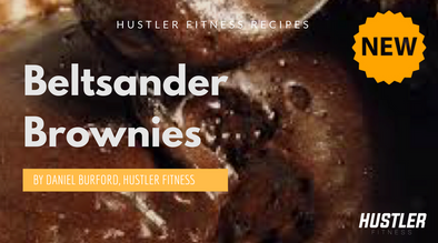 The ORIGINAL Beltsander Brownie Recipe + New Variations