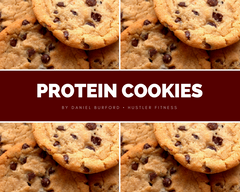 How To Make Easy, Healthy Protein Cookies