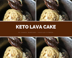 Delicious Ketogenic Lava Cake!