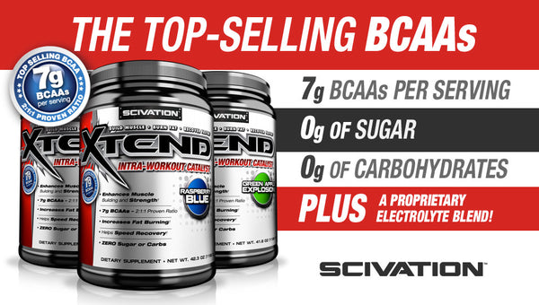 Scivation Xtend Review: Pros, Cons & My Verdict
