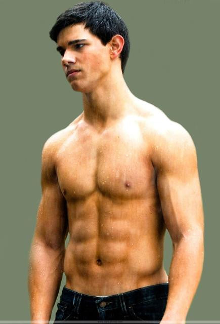 Taylor Lautner Workout: The Workout for a Lean & Muscular Physique