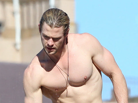 Chris Hemsworth Diet