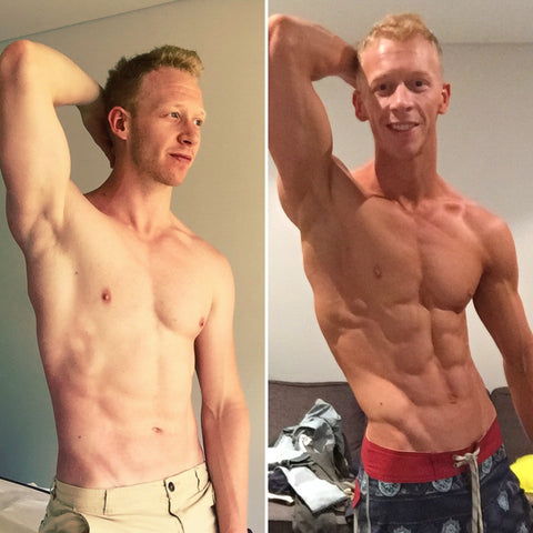 12 Week Summer Transformation