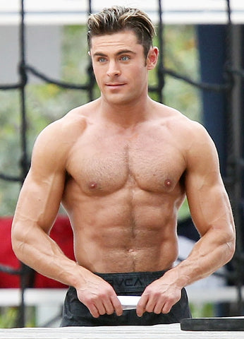 Zac Efron Workout Neighbors