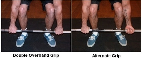 Deadlift Grips