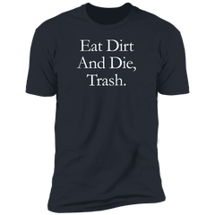 Hustler EAT DIRT AND DIE, TRASH Series