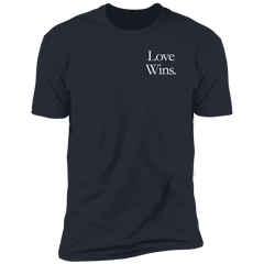 LOVE WINS Apparel
