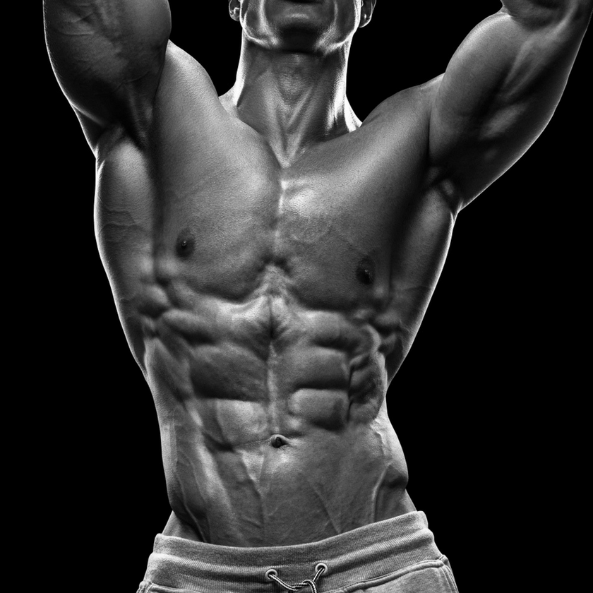 SHREDDED: 12 Week Workout Plan to Get Ripped
