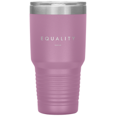 Equality 30oz Laser Etched Tumbler