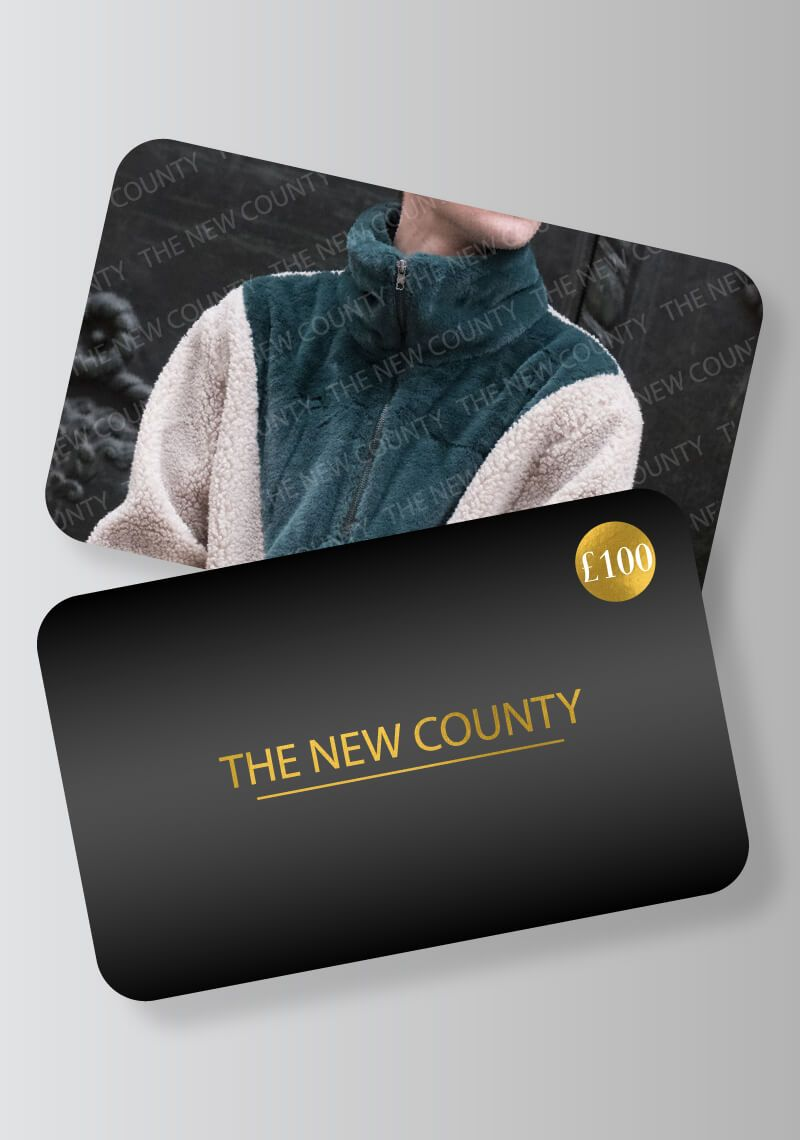 £100 E-Gift Card - The New County