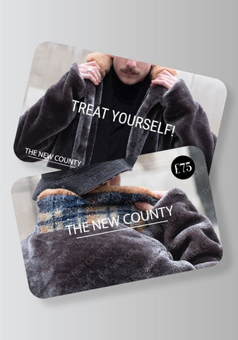 £75  E-Gift Card - The New County