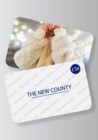 £50 E-Gift Card - The New County