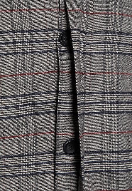 The Max Check Mac Jacket - The New County