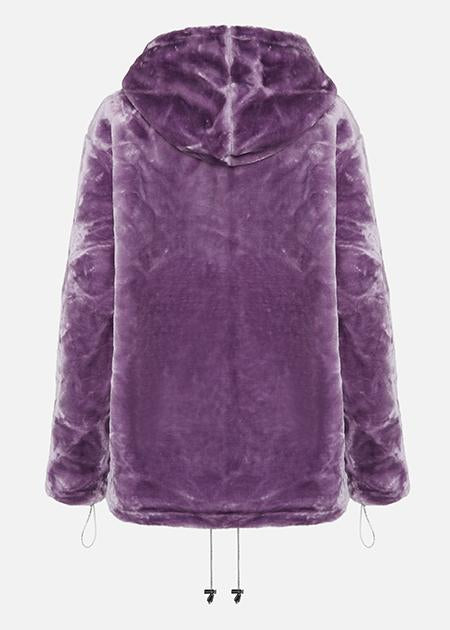 THE LILAC LOLA HOODIE (FULL ZIP) - Story Of Lola