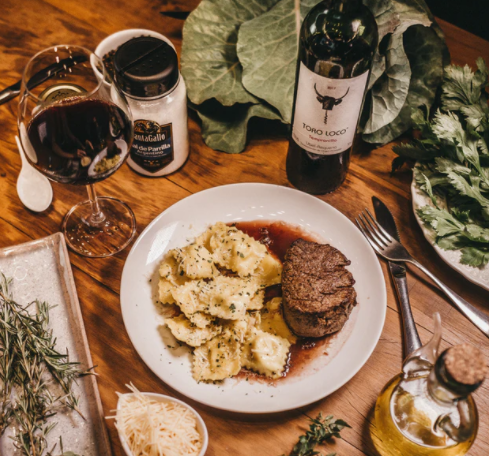 Why Do We Pair Red Wine with Red Meat?