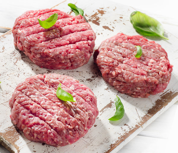 Ground Sirloin, 95% lean