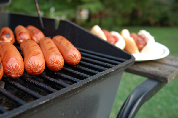 Beef and Pork Hotdogs