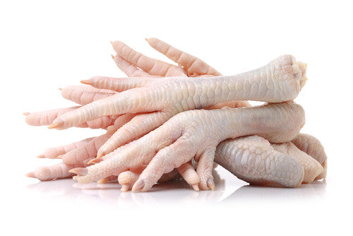 Add Chicken Feet to your local meat delivery from Cotton Cattle Company.