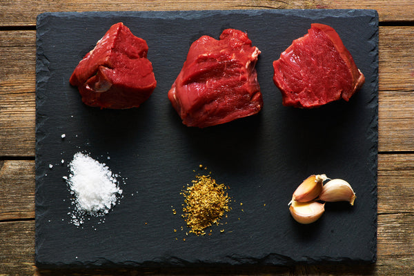 Filet Mignon All Natural Grassfed Beef from NJ