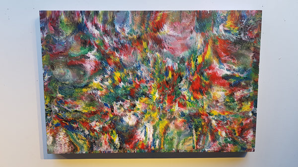 Epic-Battle-by-Alexandra-Romano-Art-Original-Abstract-Painting-for-Sale-Modern-Artwork-Toronto-Art-Gallery