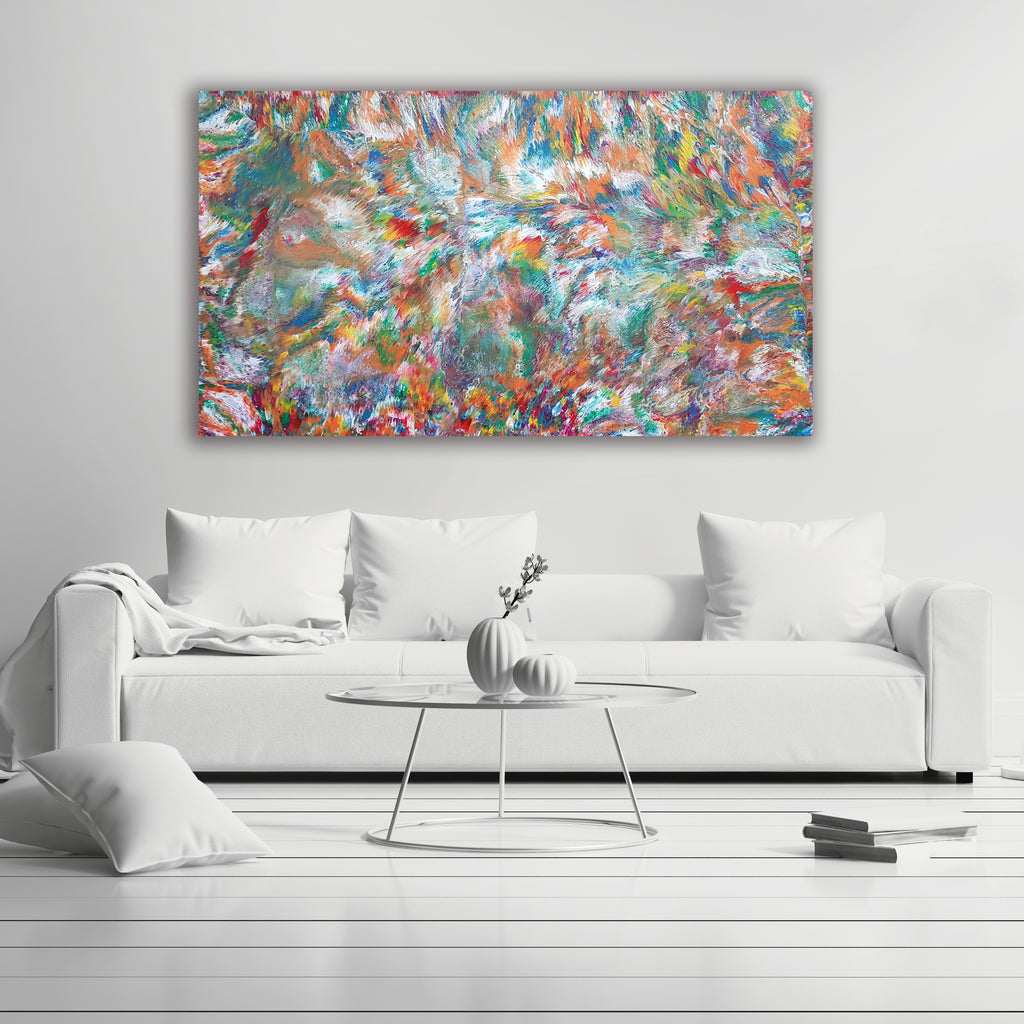 Solaris | 60 x 34 IN