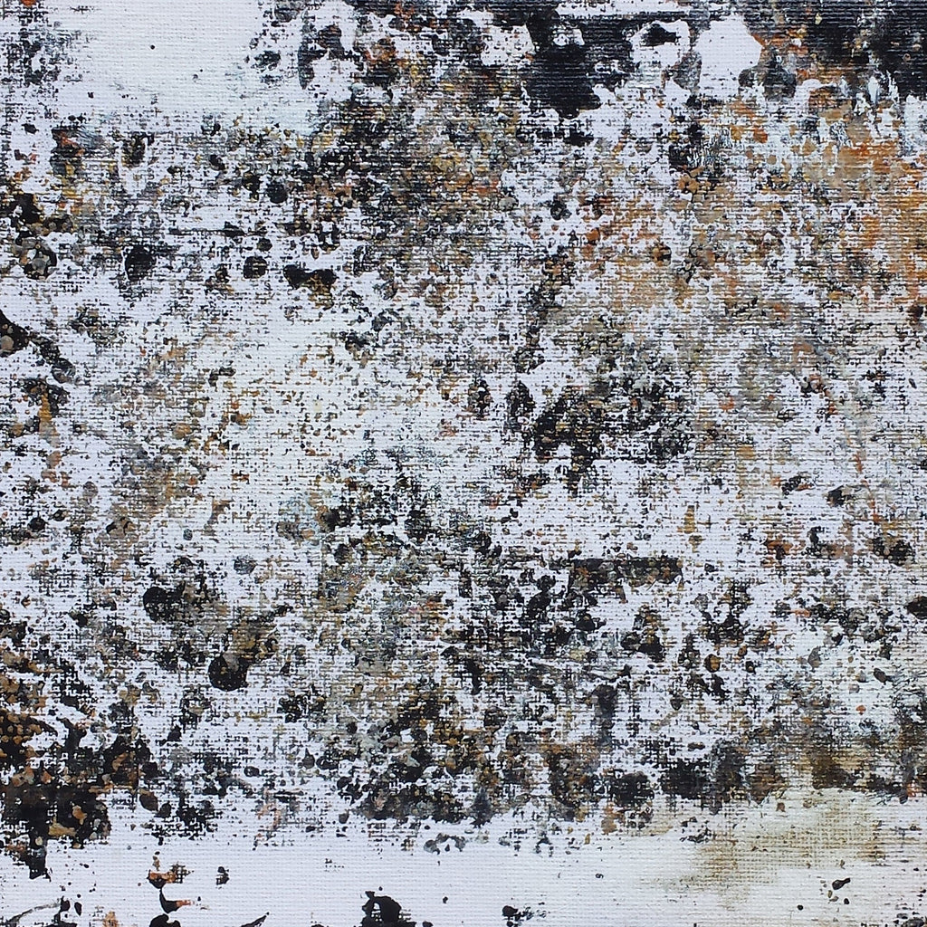 Yīnyáng: Brightness, Original Abstract Expressionism Painting