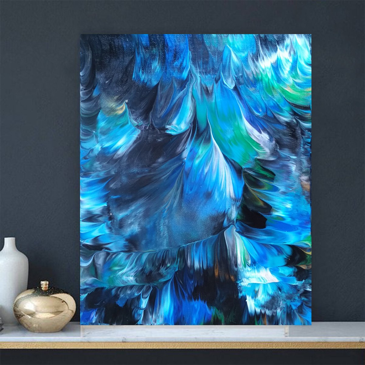 Poseidons-Garden-Original-abstract-expressionism-wallart-painting-large-abstract-painting-for-sale-buy-art-online-beautiful-blue-colourful-painting