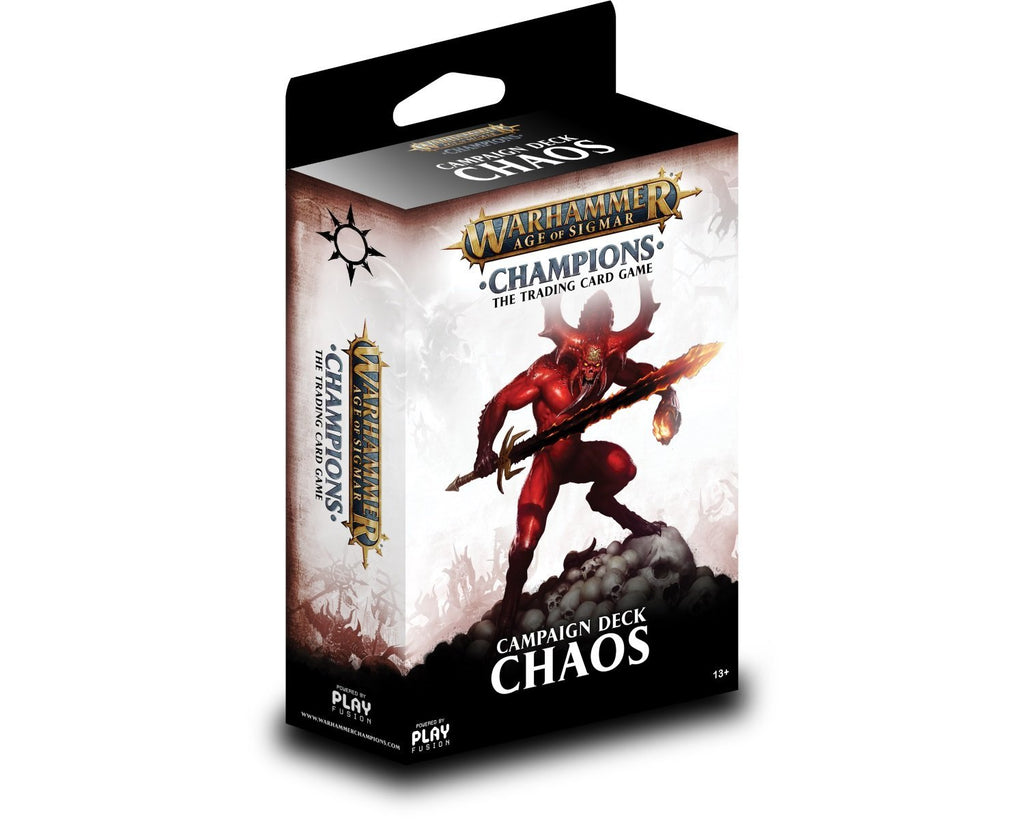 Warhammer Age of Sigmar Deck: Chaos