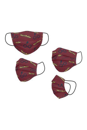 Harry Potter Face Mask Glasses
