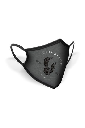 Harry Potter Face Mask Quidditch