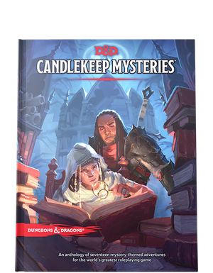 Dungeons & Dragons: Candlekeep Mysteries