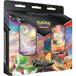 Victini V vs Gardevoir V Battle Deck