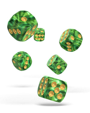 Oakie Doakie Dice 16mm Gemidice Jungle 12