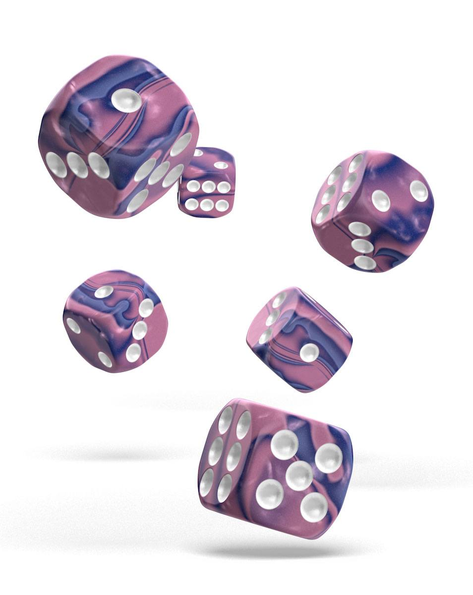Oakie Doakie Dice 16mm Venus 12