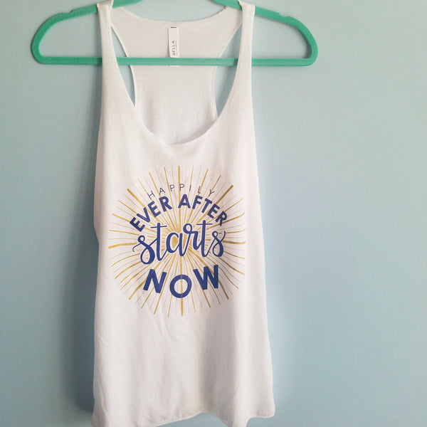 Happily Ever After Ladies Tank