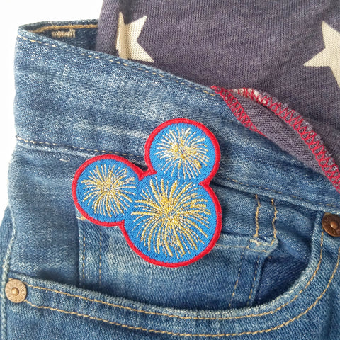 Fireworks Patch