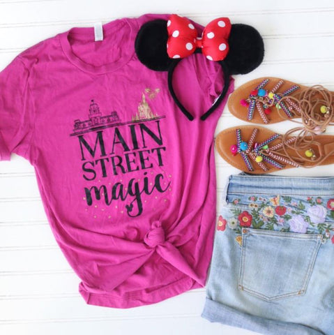 Berry Main Street Magic Unisex Crew