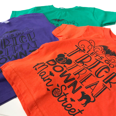 Trick or Treat Youth Tees