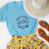 Happily Ever After Unisex Crew Neck Tee