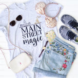 Ash Main Street Magic Unisex Crew