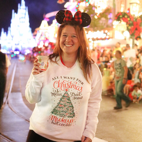 Very Merry Pullover Sweatshirt
