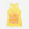 Some Parks Ladies Classic Tank, Golden