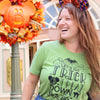 Trick or Treat Unisex Crew, Heather Green
